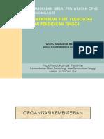 Pengantar Prajabatan Gol III AMB OKT2016