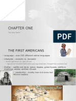 Chapter One Powerpoint