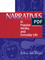 Arthur Asa Berger-Narratives in Popular Culture, Media, And Everyday Life-SAGE Publications, Inc (1996)