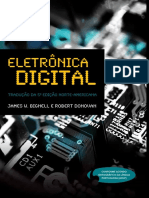 9788522107452 Eletrônica Digital