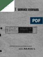 Hfe Akai Aa-A35 Service