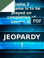 Jeopardy After L20