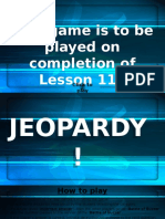 Jeopardy After L115