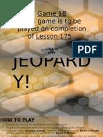 Jeopardy After L175