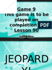 Jeopardy After L90