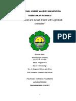 Proposal Usaha Nurul Hidayati Afriwany