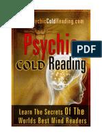 120912152 Handbook of Psychic Cold Reading Final