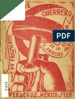 Barreiro Tablada e Praxedis Guerrero Un Fragmento de La Revolucion 1928