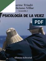 PsicologÃ-A de La Vejez