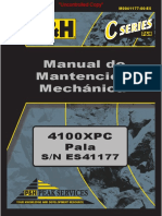 PH 4100 XPC Manual Mecánico Pala Electricaa