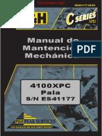 PH 4100 XPC Manual Mecánico Pala Electricaa