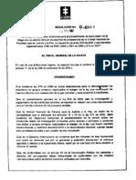 Resolucion 387 de 2007 Fiscalia G