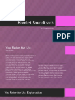 hamlet soundtrack project