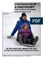 WinterCatalogue 2017 Canadian Resources for ESL