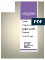 CC Handbook 2017.2018
