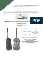 Nascita Del Violino - Bassi