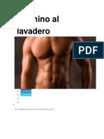El Camino Al Lavadero.docx