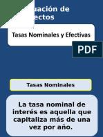 10 Tasas Nominales Efectivas 1