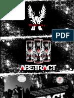 Abstract Energy Drink  Brochure