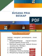 Pola Jas - Beskap