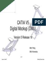 Digital Mockup Catia