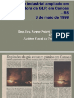 Incêndio AGIPIQUIGAS - NR 20 - Roque Puiatti