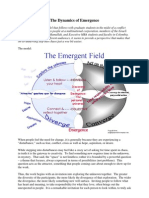 Dynamics of Emergence
