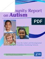 Community Report Autism
