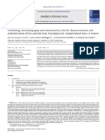 Combining Chromatography and Chemometrics for the Characterization and Authentication of Fats and Oils From Triacylglycerol Compositional Data—a ReviewReview