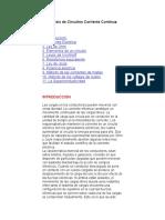 analisis de circuitos de corriente continua.doc