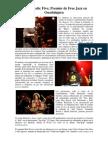 The Majestic Five; Premier de Free Jazz en Guadalajara (28.06.2010) - LCC. Alejandro Oliveros Acosta - Guadalajara Jalisco - http://blogs.iteso.mx/comunicacion/
