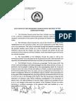 SINODUL Din Creta -Documentul Controversat Cu Semnaturile Originale