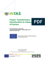 INTAS_trasformers - Measurements of Losses on Tests EXPLICA PRUEBAS