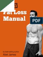 30-Day Fat Loss Manual - 2015