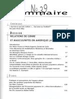 Cahiers d'AL No 39