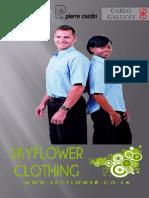 SkyFlowerClothing Rolando 2017