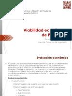 Viabilidad económica de proyectos