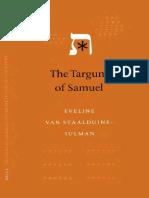 SAIS 001 Van Staalduine-Sulman - The Targum of Samuel - 2002.pdf
