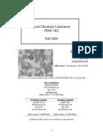 FDSC402 Manual 2004 Laboratorio