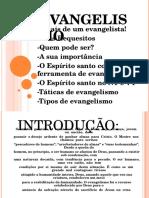 Evangelismo (EBD)