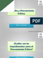 03 Presentacion Cuales Son Los Impedimentos Para El Pensamiento Critico