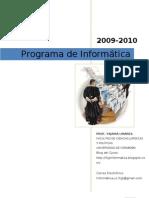 Programación de Informática(2009-2010)3er Grupo