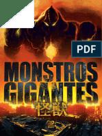 Monstros Gigantes - Kaiju - Vasques, Luiz Felipe