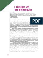07_José Luiz Braga - Para começar um projeto de pesquisa.pdf