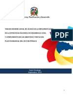 3er Informe End 2014