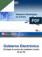Gobierno Electrónico - Inclusión Digital.ppt