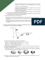 Ficha de Trabalho de Química 10º Ano Ligações Químicas