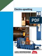 Electro Upsetting