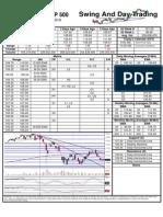 SPY Trading Sheet - Tuesday, June 29, 2010