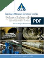ALS Santiago Mineral Services Centre - Metallurgy